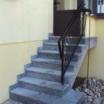 Rénovation escaliers extérieur