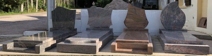Exposition monuments funéraire